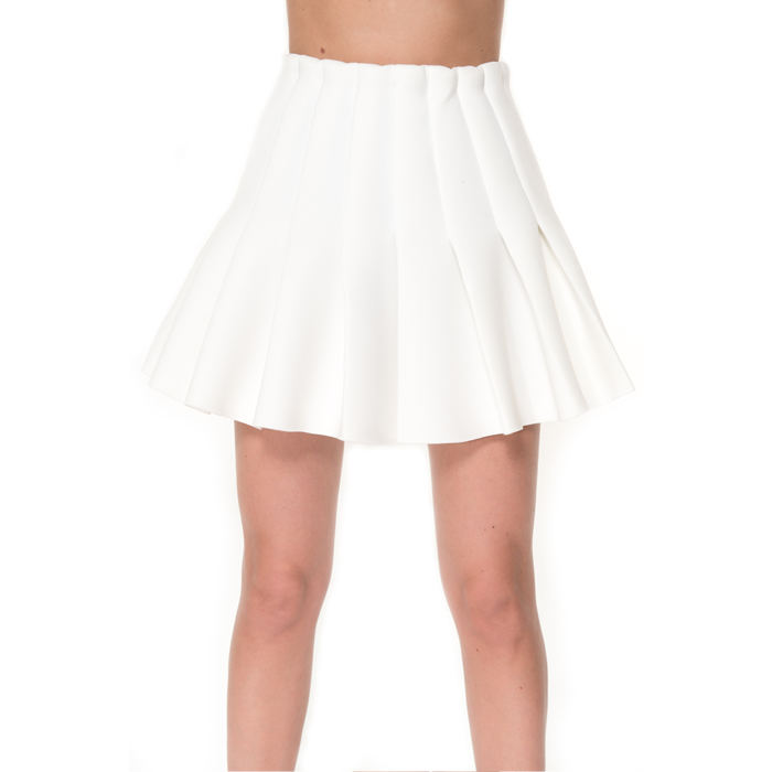 Layla – Cream Skirt